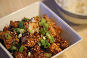 China and Mapo Tofu