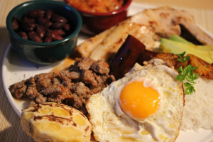 Colombia and Bandeja Paisa