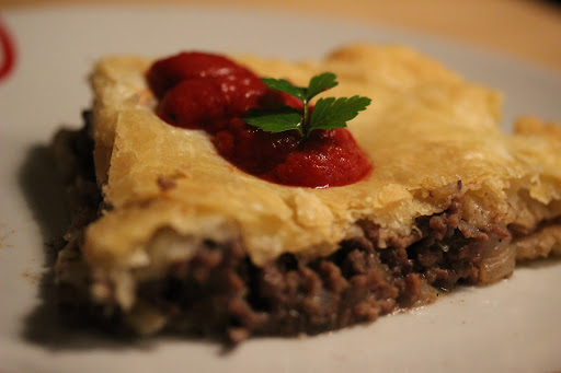 Day Nine: Australian Meat Pie