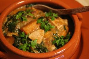 Côte d'Ivoire and Peanut stew