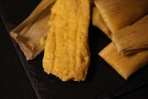Honduras and Tamales de elote dulces