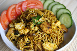 Indonesia and Mie Goreng