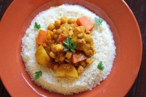 Libyan Couscous
