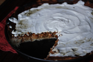 Marshall Islands and Sweet Macadamia Pie