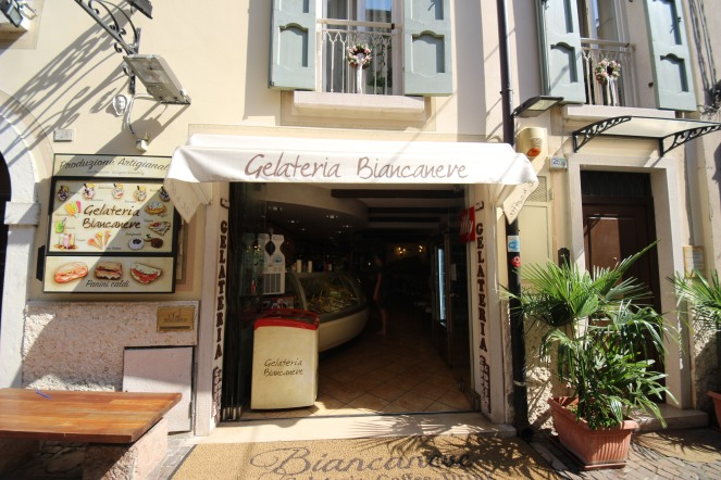 Gelateria Biancaneve Bardolino