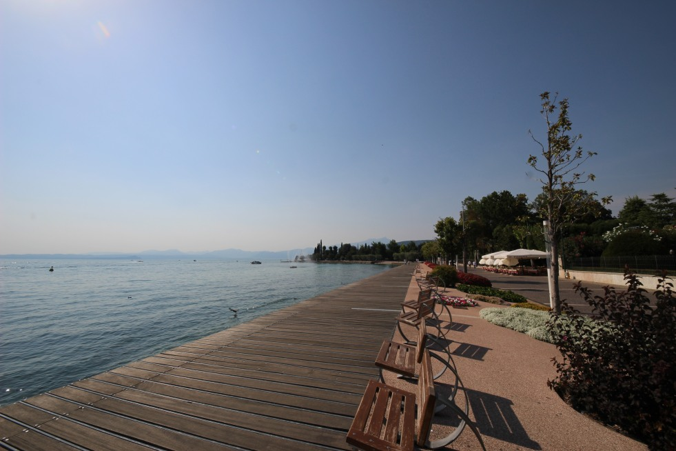 Dreaming of heaven: A day in Bardolino