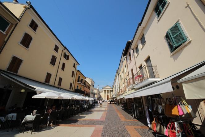 Piazza Matteotti - Bardolino