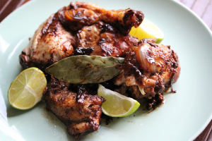 Philippines and Chicken Adobo
