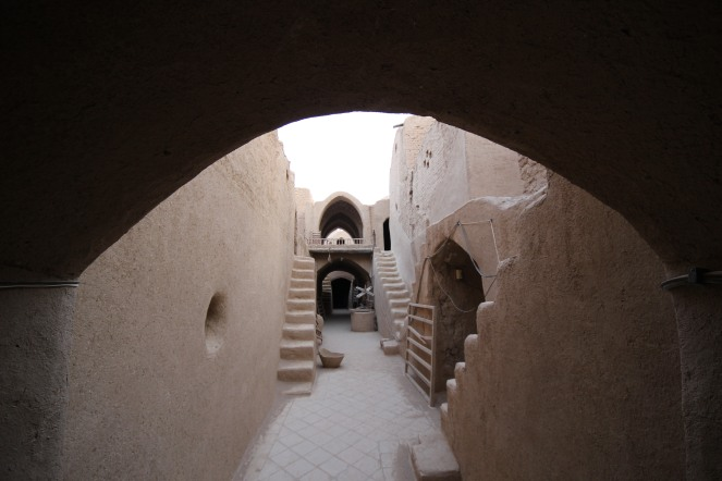 Sar Yazd - inside