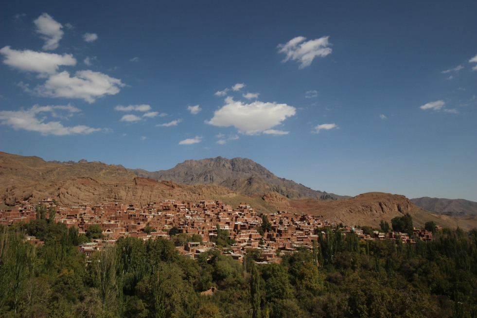view of Abyaneh