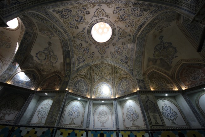 Kashan House Ceiling