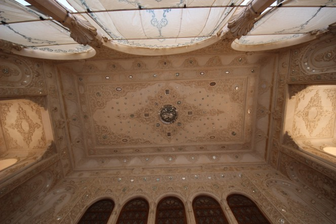 Ceiling Abbasi House