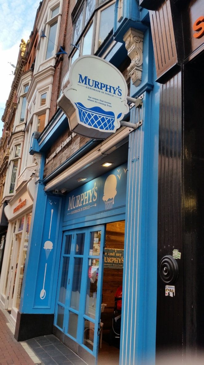 Murphy's ice-cream