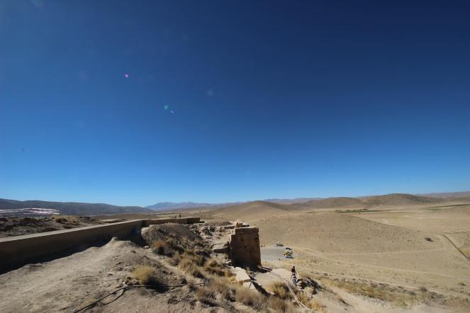 Pasargadae landscape