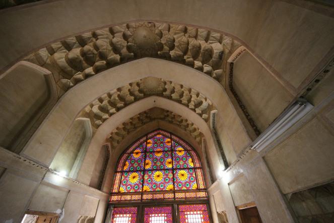 Shiraz castle interior