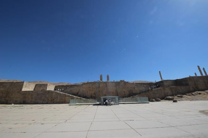 Persepolis entrance