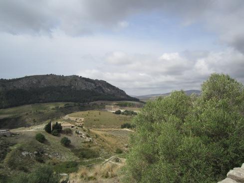view on Segesta