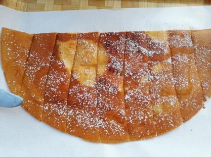 crêpe suzette
