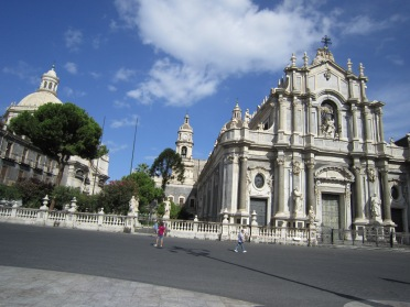 The Cathedral of Catania