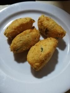 Bacalhau croquettes