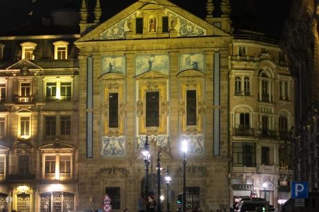 building in Porto