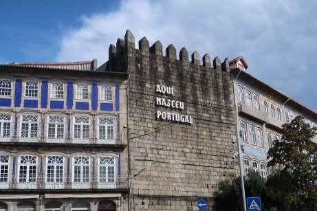 Guimaraes - Birthplace of Portugal