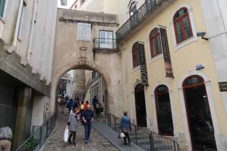 street of Coimbra