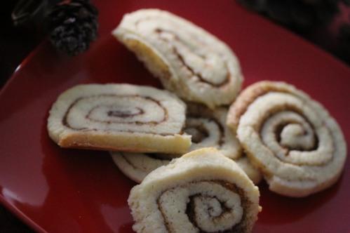Cinnamon Spirals