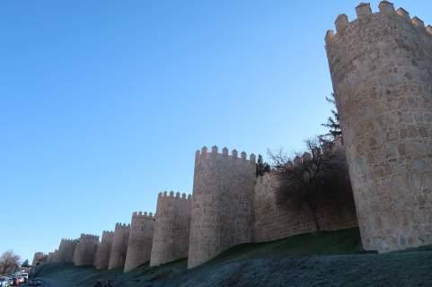 Ávila wall